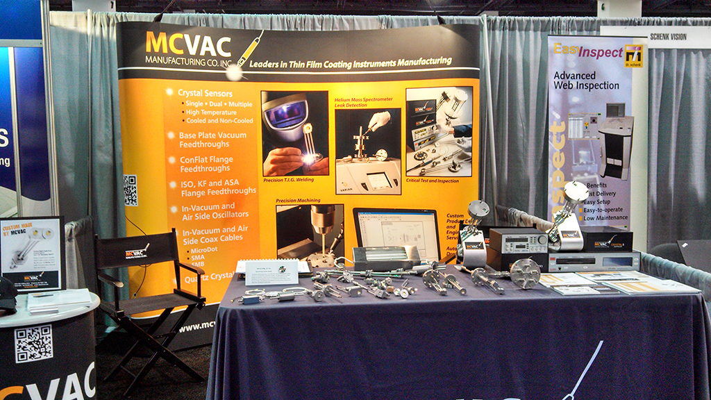 McVac Displays At SVC Providence 2013